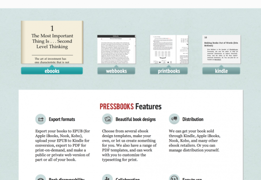 pressbooks-formats-features